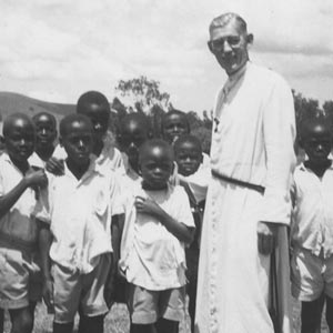 Servant of God, Bishop Vincent McCauley