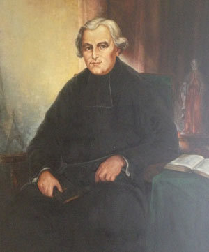 Rev Dujarie in Portrait