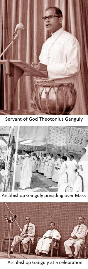 Servant of God Theotonius Ganguly