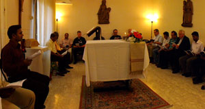 Second Holy Cross Forum at Prayer