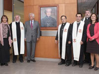 St. George's College Inaugurates New Building