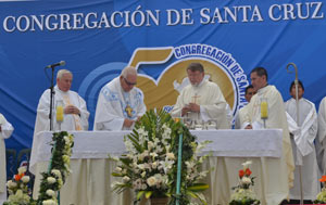 Mass of Thanksgiving for 50 Years in Peru, September 15