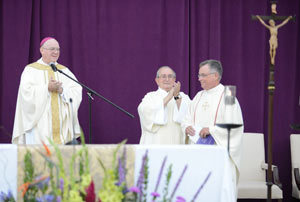 Inaugural Mass at Stonehill