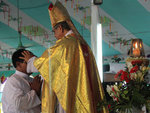 Ordination to the Deaconate in Bangladesh