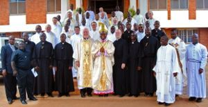 2014 Final Vows in East Africa