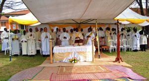Deaconate Ordination in East Africa 2014