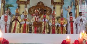 Ordination of Gomes