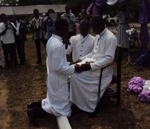 A First Profession in Ghana