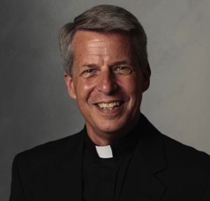 Fr Mark Poorman, CSC