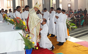 February 7, 2014 Final Vows in India