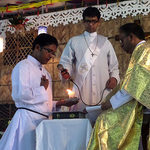 Mr Sumon Peter Costa, CSC professes Final Vows (Bangladesh)
