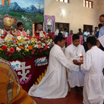 Br Balaraju, CSC, professes Final Vows (India)