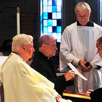Br Nich Perez, CSC, professes Final Vows (United States)