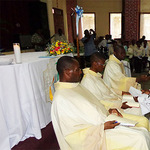 Mr Kensel Ciceron, CSC, professes Final Vows (Haiti)