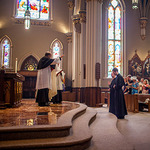 Final Blessing at Final Vows Mass (United States)