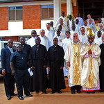 Newly Finally Professed Brothers and Seminarians (East Africa)