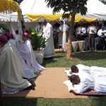 Litany of Saints in East Africa