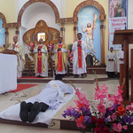 Litany of Saints in Bangladesh