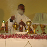 First Mass in East Africa