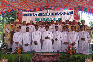 First Vows 2014 India