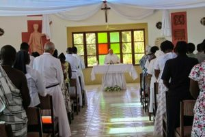 The Mass of Religious Profession