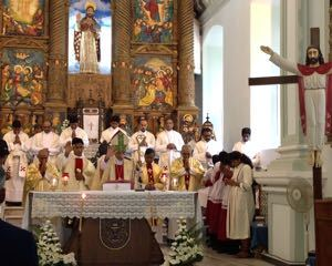 Ordination Mass in Gao