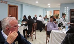 The Formal Dinner for the Dedication of the Generalate