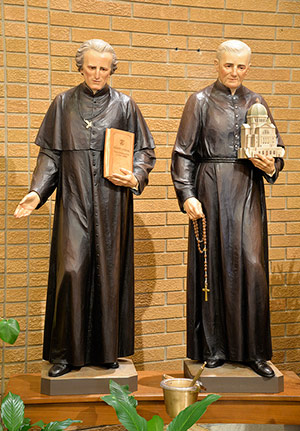 Blessed Basile Moreau, CSC and Saint André Bessette