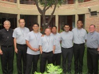 Novices from Brazil, Chile, and Mexico Profess First Vows