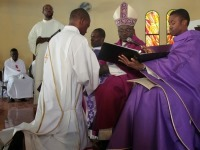 Haiti Celebrates Final Professions and Ordinations