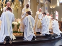 Six Ordained Priests for the United States Province