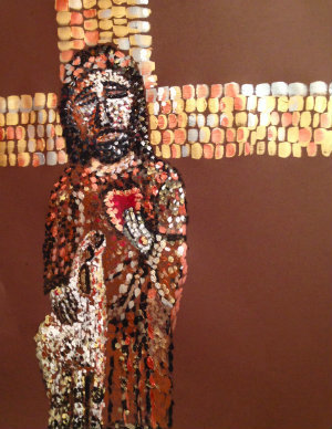 Sacred Heart of Jesus, the Good Shepherd, by Ronald Patrick Raab, CSC