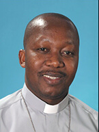 Fr Leopold Temba, CSC