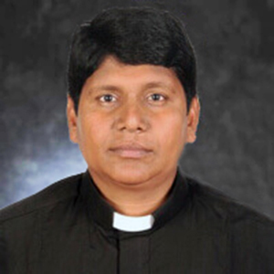 Fr Anol Terence D'Costa, CSC