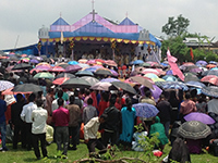 Holy Cross Inaugurates New Parish on the Peripheries in North East India