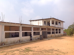 New Holy Cross Parish in India
