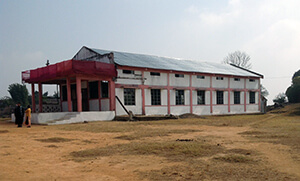 New Parish in North East India