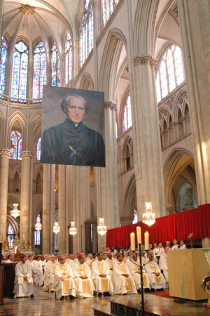 Moreau Beatification Mass of Thanksgiving