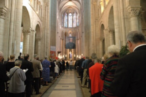 Mass of Thanksgiving for Father Moreau's Beatification
