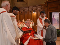 First Profession and New Novice are Great Signs of Hope for Holy Cross in Canada