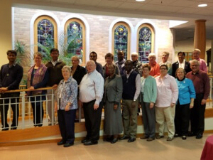 The Four General Councils of the Holy Cross Family