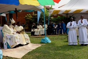 2018 Ordinations in East Africa