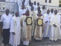 Haitian Province Gathers for Assembly and Celebrates Jubilarians