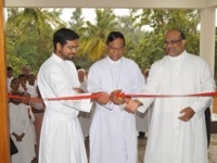 Newly Inaugurated Residences Take Care of Young and Senior Religious in South India