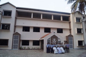 Newly Inaugurated Holy Cross Students' Home in Katapady