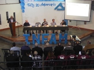Panel for the 20th Anniversary of INFAM