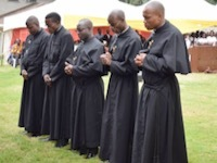 Final Professions in East Africa Reflect Congregation's Charism
