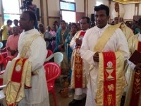 Four More Ordinations Bring the 2018 Total in India to Five New Priests