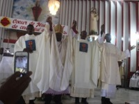 Haitian Holy Cross Community Celebrates Final Profession and Ordinations