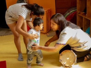 Physical therapy in Yancana Huasy